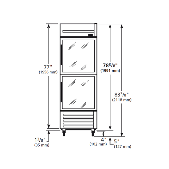 6188_Refrigerador de Acero_T-23G-HC_FGD_1
